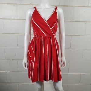 Vintage Caron Mini Wrap Dress Size S